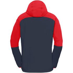 VAUDE Moab III Jacket Men mars red